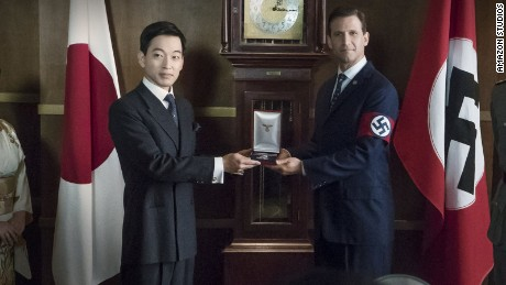 """Amazon show """"The Man in the High Castle"""""""