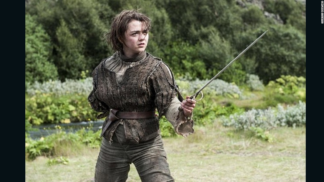 Galerry Maisie Williams 'Nothing Will Prepare Fans for 'Game of