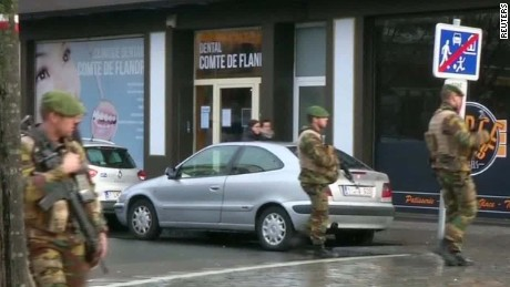 belgian foreign minister didier reynders on isis terror threat and arrests gorani wrn_00020218