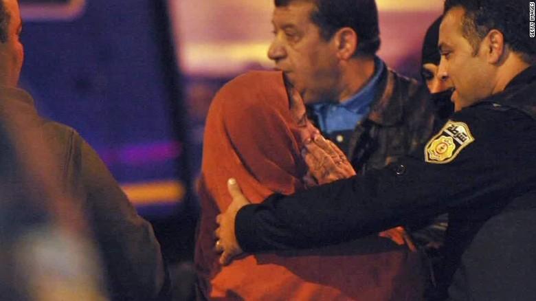 Tunisia investigating bus blast as terror attack