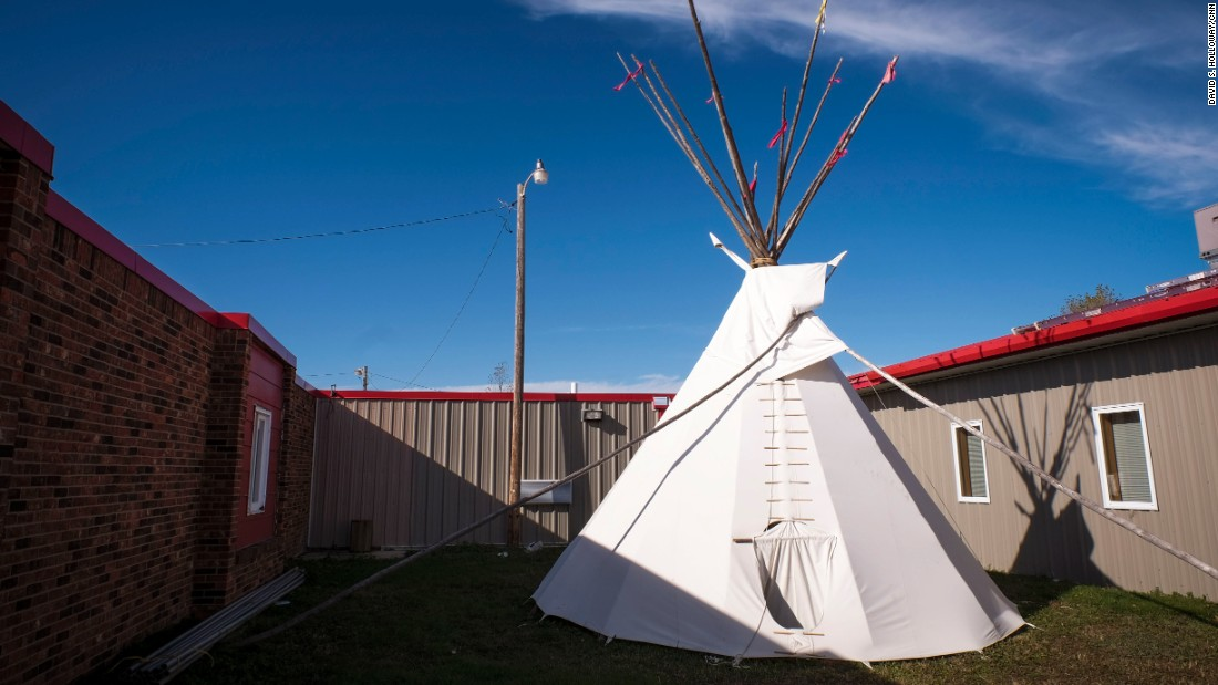 The Cheyenne River Sioux Reservation is located in an isolated area of South Dakota -- a three-hour drive from the nearest large city. Poverty runs rampant on the reservation. So does unemployment, alcoholism and diabetes.