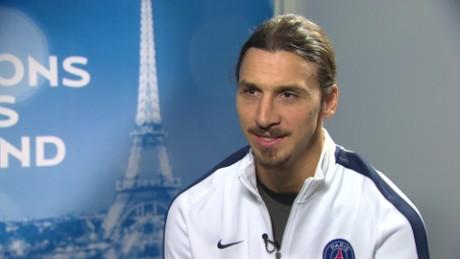 Zlatan Ibrahimovic: 'Guardiola is not a man'