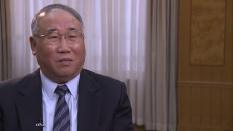 china climate change cop21 negotiator xie zhenhua intv jiang_00021617
