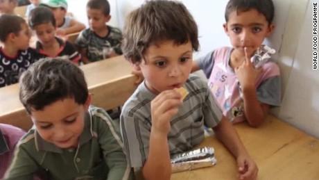 share the meal feed refugee children app stircker cnni nr intv_00014022