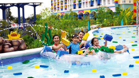 Theme Parks and Water Parks in Malaysia