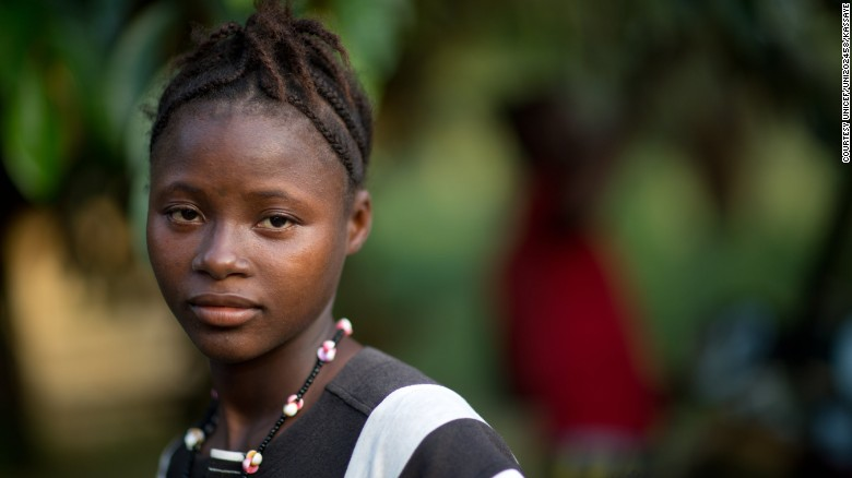 Africa's child brides expected to double by 2050