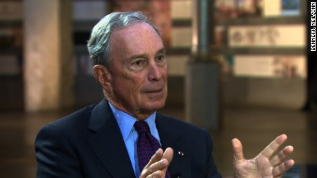 AHEAD OF COP21 PARIS MAYOR ANNE HIDALGO AND MICHAEL BLOOMBERG - FORMER MAYOR OF NYC - SPEAK TO CHRISTIANE AMANPOUR