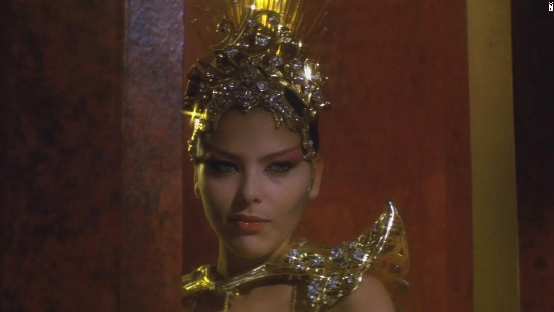 Princess Aura From Flash Gordon 'Flash Gordon:' Where ...