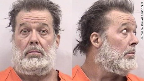 Planned Parenthood suspected gunman in court
