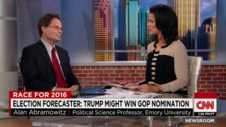 Polls strong indicator Trump might win GOP nomination_00040627