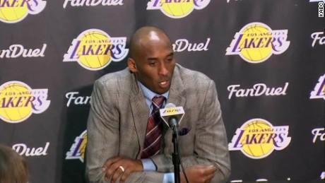Kobe Bryant retirement presser sot_00003328