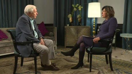 Attenborough: 'Almost the last chance' on climate change