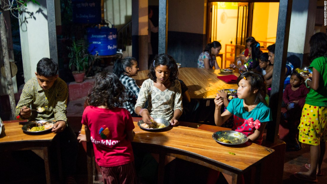 """Doyne started the BlinkNow Foundation to support and grow her efforts. From the very beginning, she has worked in tandem with the local community. """"It's really important to me that this is a Nepali project, working for Nepal, for the community."""""""