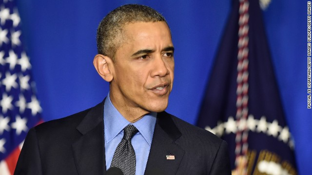 Obama warns Putin on intervening in Syria's civil war