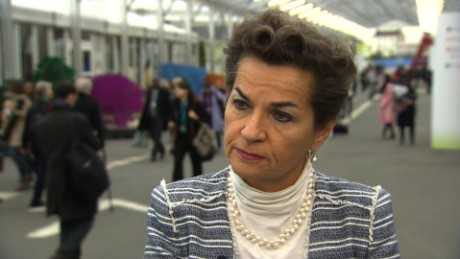Christiana Figueres  Executive Secretary of the UN Framework Convention on Climate Change (UNFCCC)