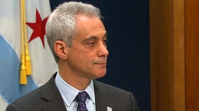 Mayor Rahm Emanuel asks Chicago's top cop to resign