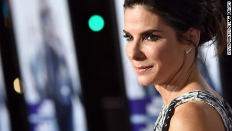 """HOLLYWOOD, CA - OCTOBER 26:  Actress Sandra Bullock attends the premiere of Warner Bros. Pictures' """"Our Brand Is Crisis"""" at TCL Chinese Theatre on October 26, 2015 in Hollywood, California.  (Photo by Kevin Winter/Getty Images)"""