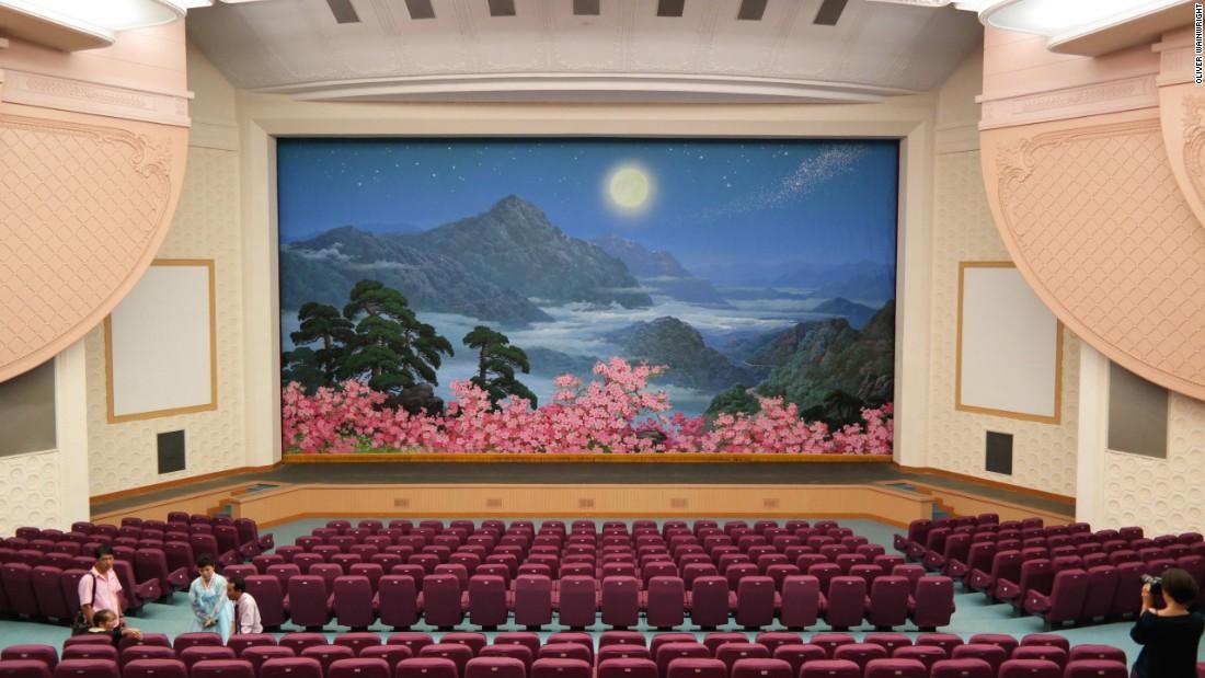 National Drama Theatre, Pyongyang