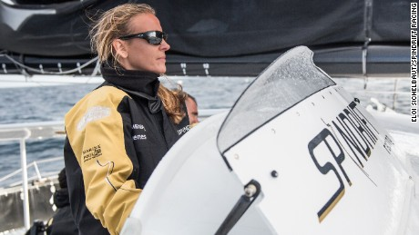 Spindrift 2, Onboard