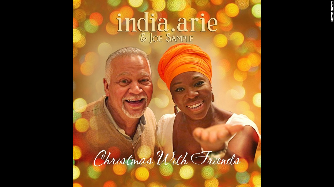 'Sure, you expect Christmas albums from artists like Mariah Carey, Josh Groban and Mannheim Steamroller. But KC and the Sunshine Band? Not so much. Here's a look at some surprising new holiday albums, starting with this collaboration between soul singer India Arie and the late jazz great Joe Sample.' from the web at 'http://i2.cdn.turner.com/cnnnext/dam/assets/151202123606-01-christmas-albums-2015-super-169.jpg'