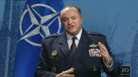 NATO Commander: Russia can't have 'veto' over members