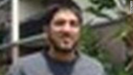 This image of Syed Rizwan Farook appears on the dating site iMilap.com.