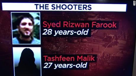 San bernadino shooters Syed Rizwan Farook