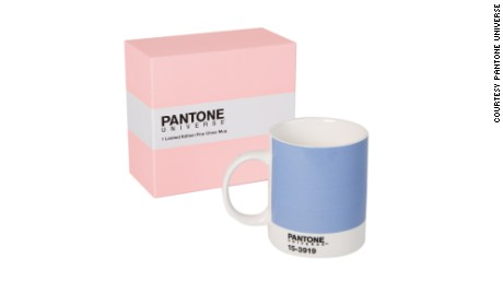 Rose Quartz and Serenity are Pantone's colors of the year.