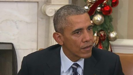 Obama: U.S. safe against ISIS threat