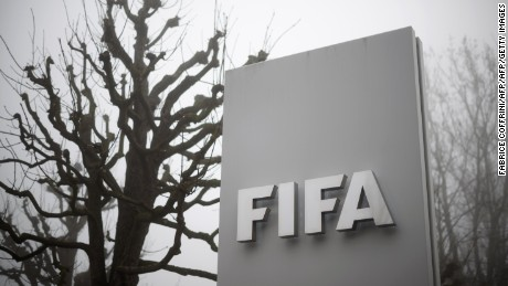 U.S. prosecutors charge 16 more FIFA officials