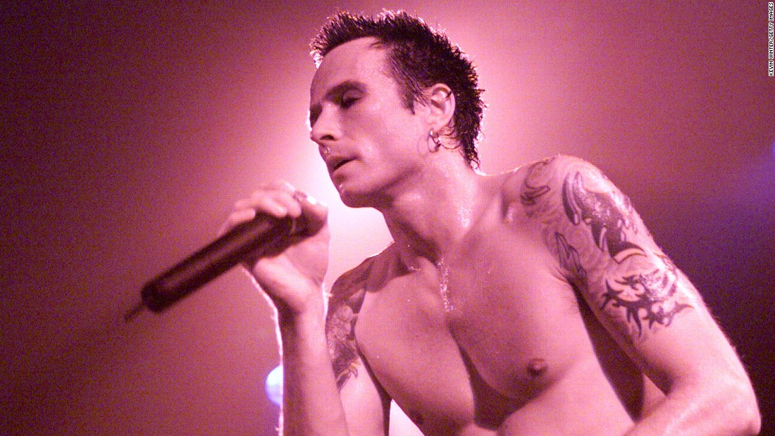 "Scott Weiland, best known as the lead singer of Stone Temple Pilots, <a href=""http://www.preview.cnn.com/2015/12/04/entertainment/scott-weiland-stone-temple-pilots-death/index.html"">died Thursday, December 3</a>. His battle with drug addiction often overshadowed his music career. Weiland, here in 2001, was 48."
