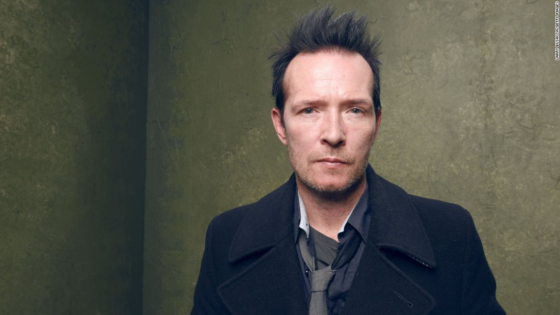 Weiland poses for a portrait during the 2015 Sundance Film Festival in Park City, Utah, in January. He was found dead December 3 while on tour with his latest band, the Wildabouts.