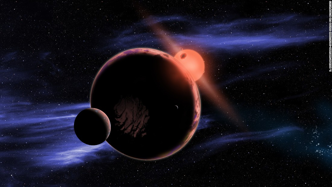 Twin Earths that 'could share life' discovered - CNN.com