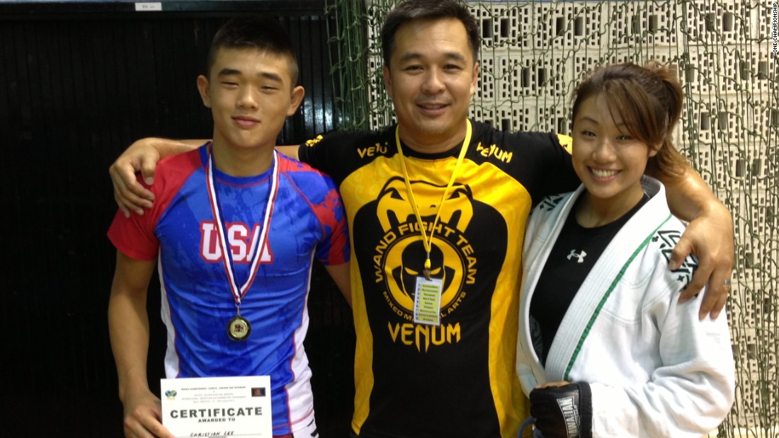 meet the lee family