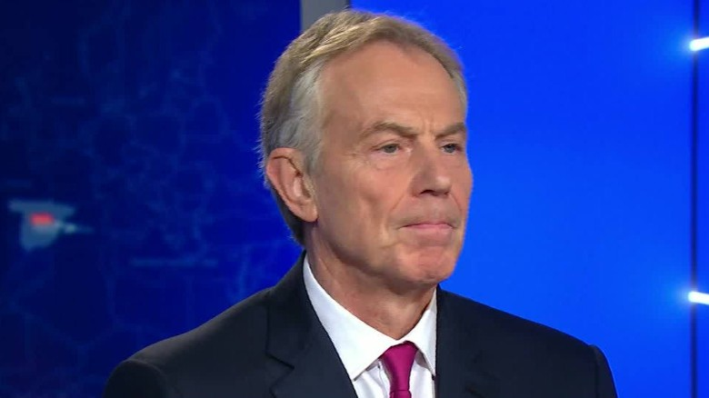 Tony Blair: All countries in Europe feel under threat