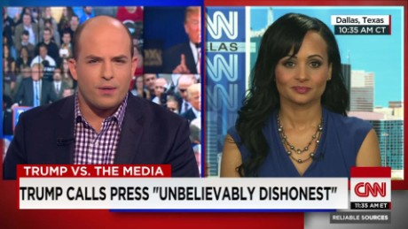 Trump spokeswoman says media is 'whining'_00042429.jpg
