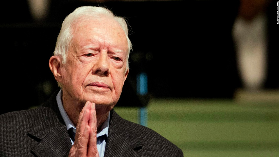 jimmy carter the president humanitarian and Profile of jimmy carter's support for charities including habitat for humanity, the   former us president, founded the carter center with wife, rosalynn, after.