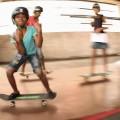 Skateistan South Africa skateboarding