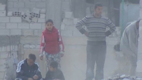 kobani determined to rebuild after isis siege wedeman pkg_00014308.jpg