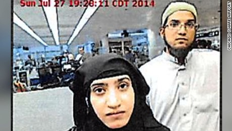 FBI: San Bernardino suspects radicalized for 'some time'