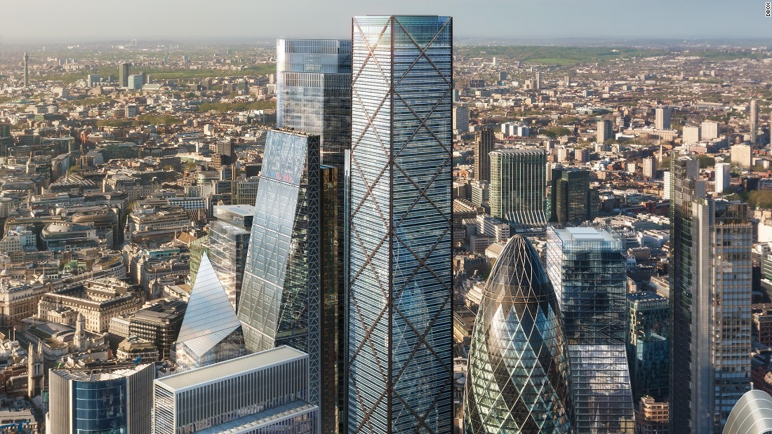 In December 2015, plans were unveiled for the 1 Undershaft -- a 300m tall building that could become the City of London's tallest building. <br /><strong>Height: </strong>300m (984ft) <strong><br />Floors: </strong>73<br /><strong>Architect: </strong>Aroland Holdings