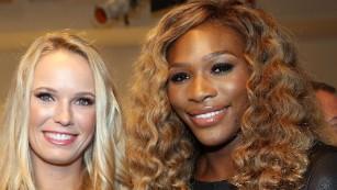 Serena Williams and Caroline Wozniacki: Tennis' perfect match
