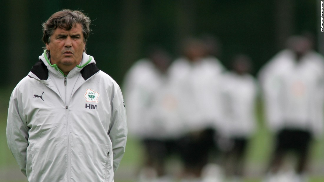 """Michel played alongside Adams in both the French army and the country's full national team. He remembers Adams as a """"formidable team-mate"""" but worries if enough is being done to help his family. """"A little bit like everything these days, when so much is going on, I'm not sure he's in that many people's minds. Perhaps more could be done for him. It's a very sad case. What his wife has done seems unthinkable. Incredible."""""""