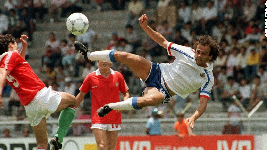"""Trésor and Michel Platini, the UEFA President currently suspended by FIFA amidst an ongoing corruption inquiry, were instrumental in helping arrange matches on behalf of Bernadette, says Vendroux. """"The Variety Club (VCF) has played several matches on behalf of Jean-Pierre, above all on the initiative of Platini and Trésor. This is because Jean-Pierre, towards the end of his career, played several matches for the VCF so the least we could do was bring together all the great internationals from the 1980s to play a match for him."""""""