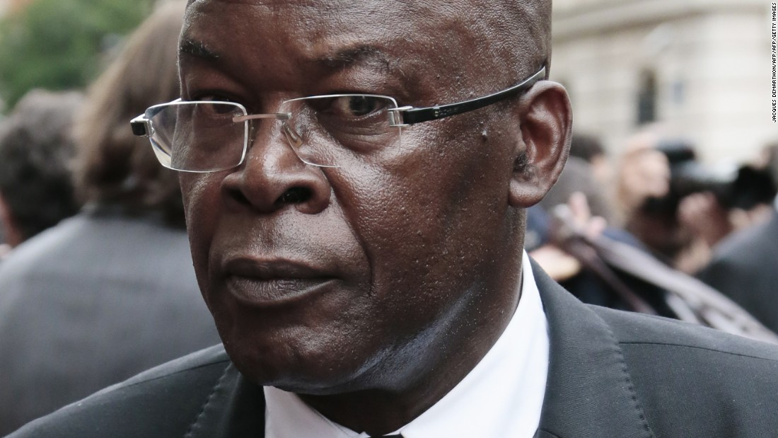"""Trésor, who now largely works for Bordeaux's TV channel, is keen to preserve the memory he has of his former team-mate and good friend. """"Marius still regularly visits Jean-Pierre's home,"""" said Vendroux. """"He knows he is in his room but he does not go in to see him."""""""