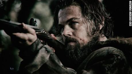 Still of Leonardo DiCaprio in The Revenant (2015)