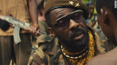 Still of Idris Elba in Beasts of No Nation (2015)