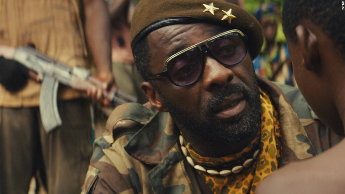 "Idris Elba, ""Beasts of No Nation"""