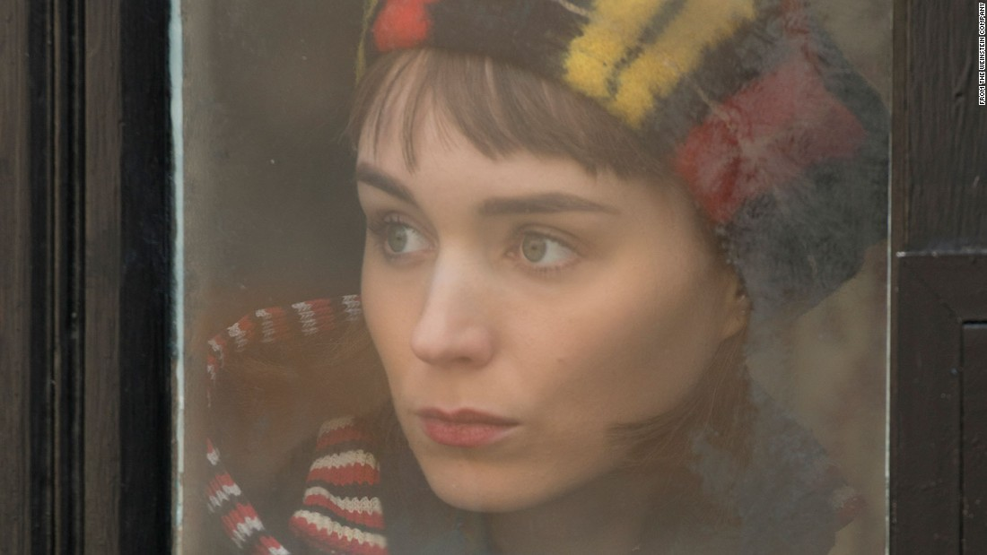 "<strong>Best supporting actress: </strong>Rooney Mara, pictured (""Carol""), Kate Winslet (""Steve Jobs""), Alicia Vikander (""The Danish Girl""), Rachel McAdams (""Spotlight"") and Jennifer Jason Leigh (""The Hateful Eight"")."