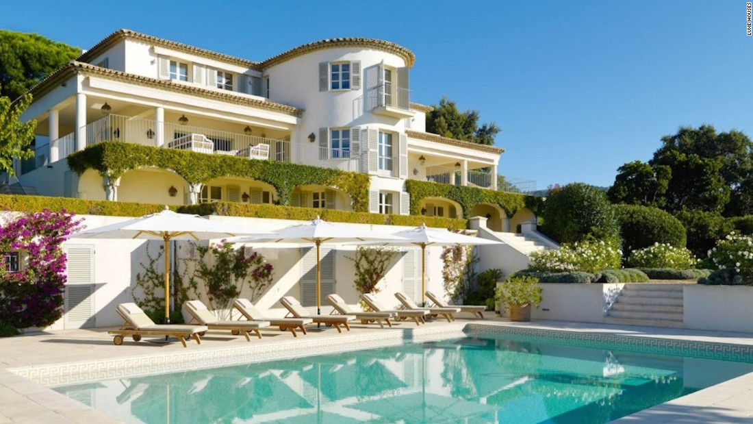 11 luxury homes to rent for your next trip for French luxury house